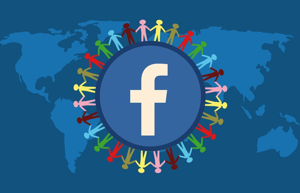 Facebook People World Unity Around - mohamed_hassan / Pixabay