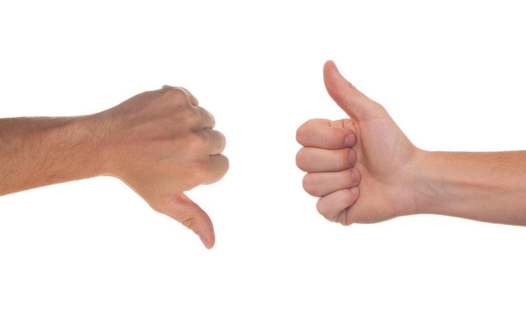 Pros And Cons Compare Choice - Tumisu / Pixabay