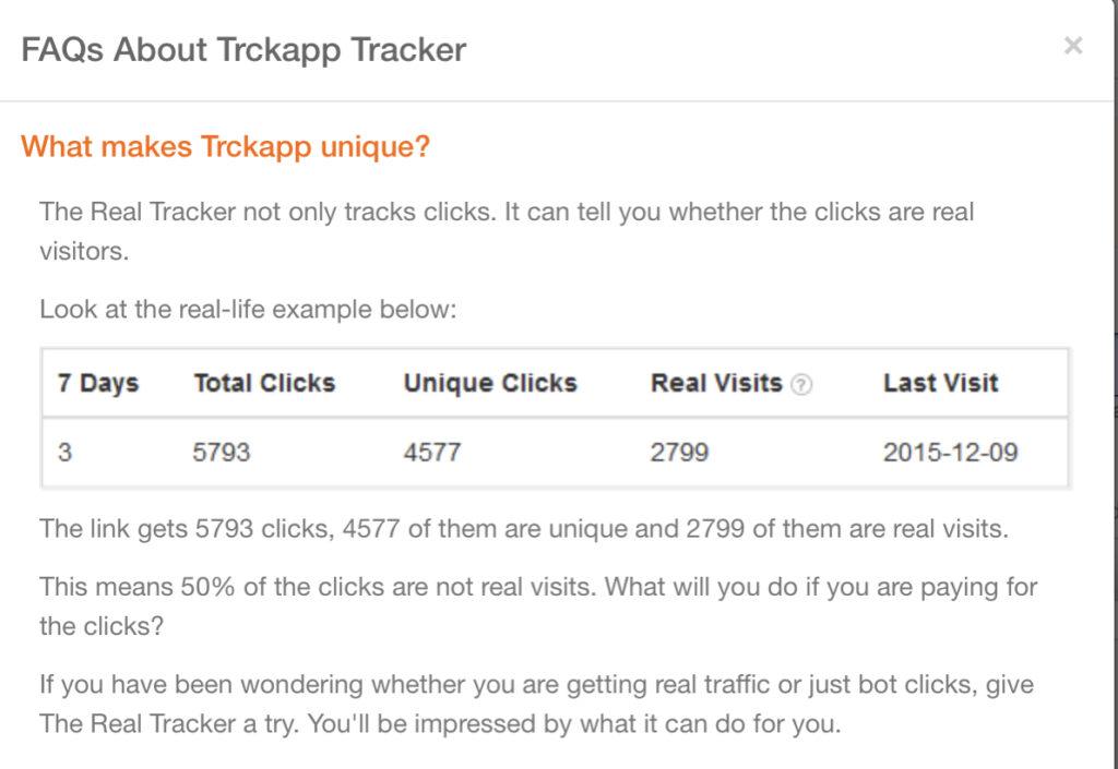 Leadsleap link tracker